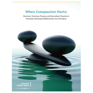 "Couverture of the ""When Compassion Hurts"" manual"