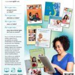 Image de la partie en français du feuillet promotionel des ressources Meilleur départ pour les parents et futurs parents