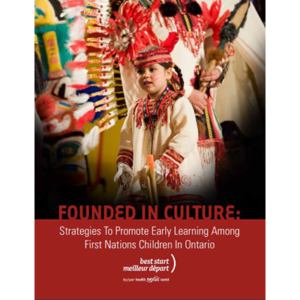 Cover page of Founded in Culture Manual