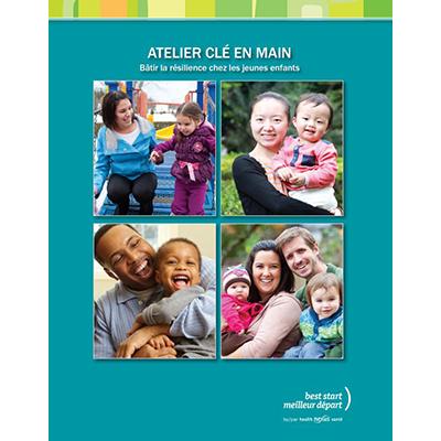 """Cover of the """"Batir la résilience"""" workshop manual"""