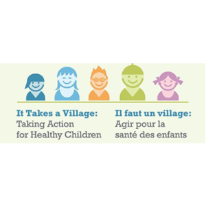 "Logo of the ""Il faut un village..."" online course"
