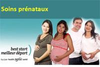 1- Soins prénataux