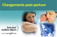 10 - Changements post-partum