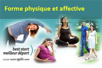 4 - Forme physique et affective