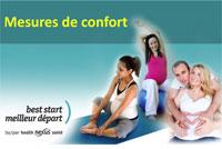 7 - Mesures de confort