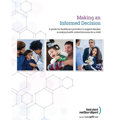 Cover of the Informed Decision-Making Guide